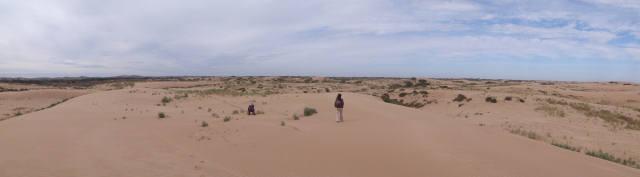 内蒙古ホルチン砂漠行-中国放浪