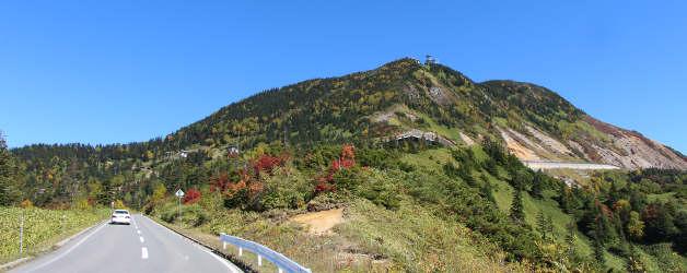 横手山-日本三百名山