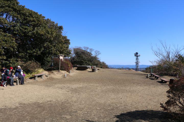 大楠山-神奈川県の山